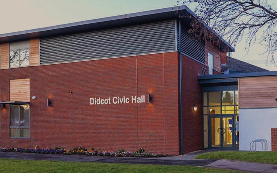 Didcot Civic Hall