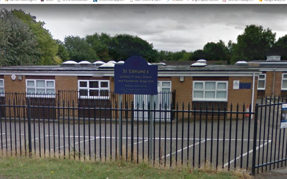 St Edmunds School Abingdon