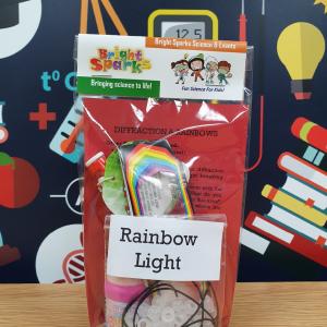 Rainbow Light Science kit