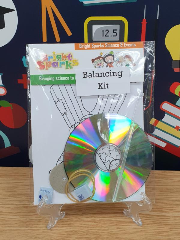 Balancing Science kit
