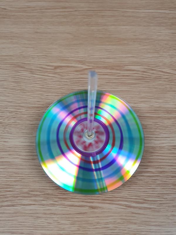 Balancing Spinning top