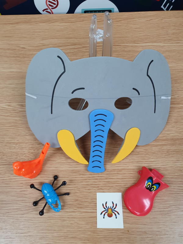 Animal science kit