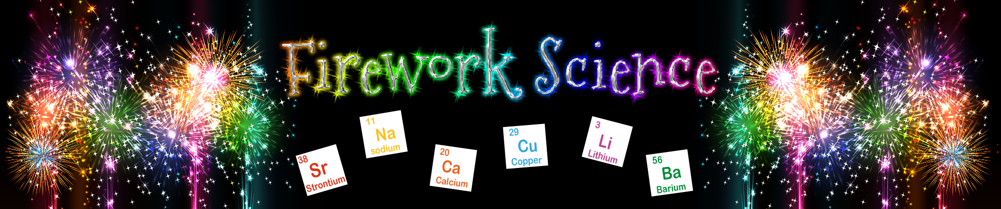 Firework science October activity camp 2021